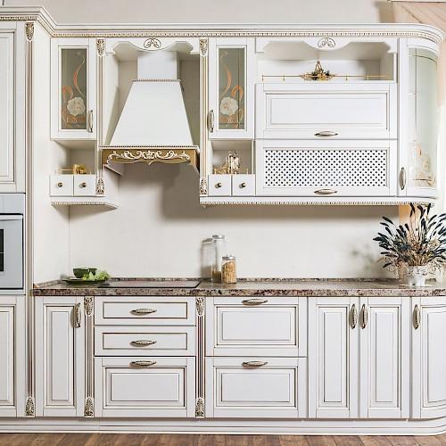 кухни фото классические