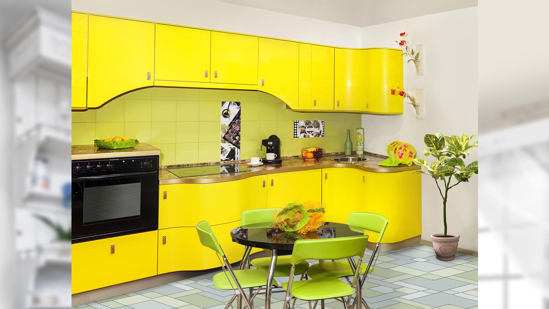 Выбираем цвет обоев для кухни правильно: 4 примера